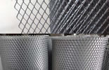 Hot Dip Galvanized Steel Mesh, Expanded